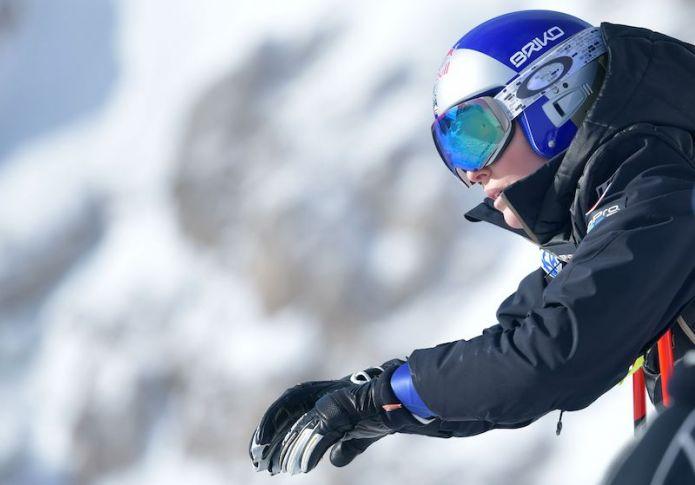Lindsey Vonn domina anche l'ultima prova di Cortina d'Ampezzo