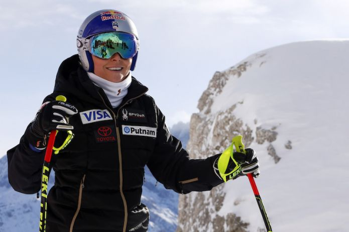 Sci, Sofia Goggia vince la discesa libera di Cortina
