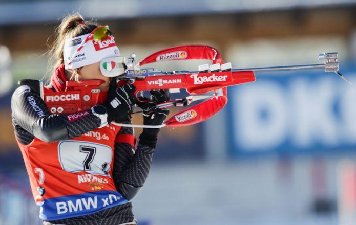 Numerosi big azzurri del fondo e del biathlon al Trofeo delle Contrade a Livigno