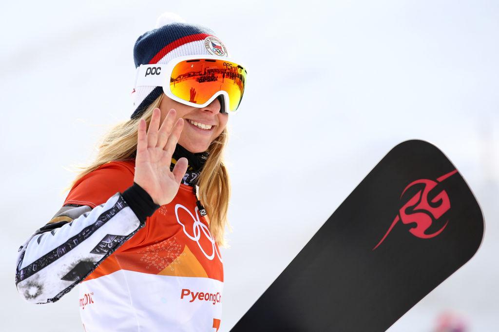 Ester Ledecka e Zan Kosir vincono i primi due giganti paralleli di PyeongChang