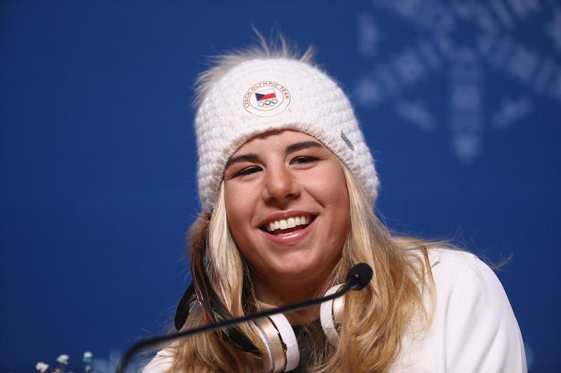 Il dilemma di Ester Ledecká: Mondiali di snowboard o di sci alpino?