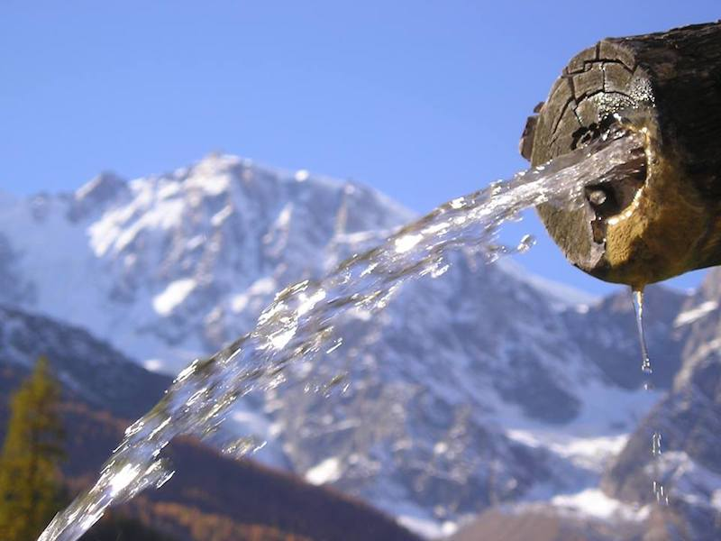 22 nuovi bacini idrici nelle vallate piemontesi