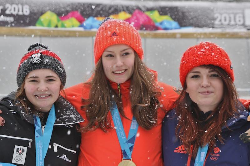 Il monobob femminile nel programma dei Giochi di Pechino 2022!