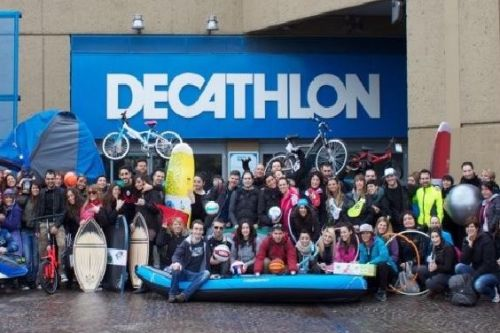 Decathlon si espande in Germania e arriva in Australia