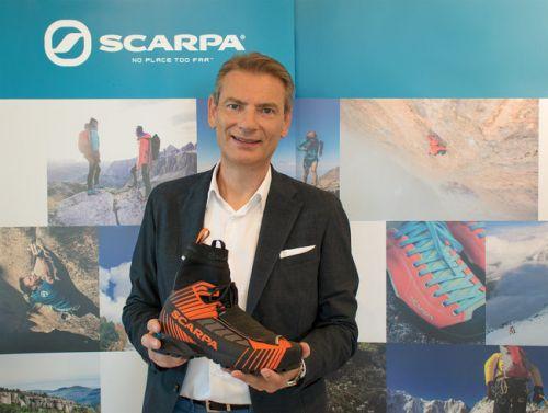 Diego Bolzonello nuovo amministratore delegato di SCARPA