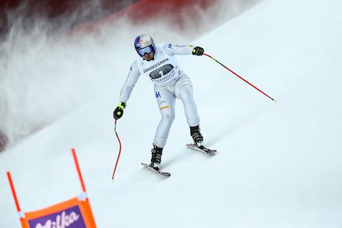 Dominik Paris secondo in prova a Garmisch-Partenkirchen
