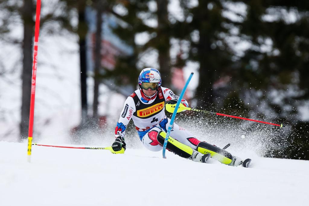 Manche di slalom valida per la combinata maschile di Bansko LIVE!