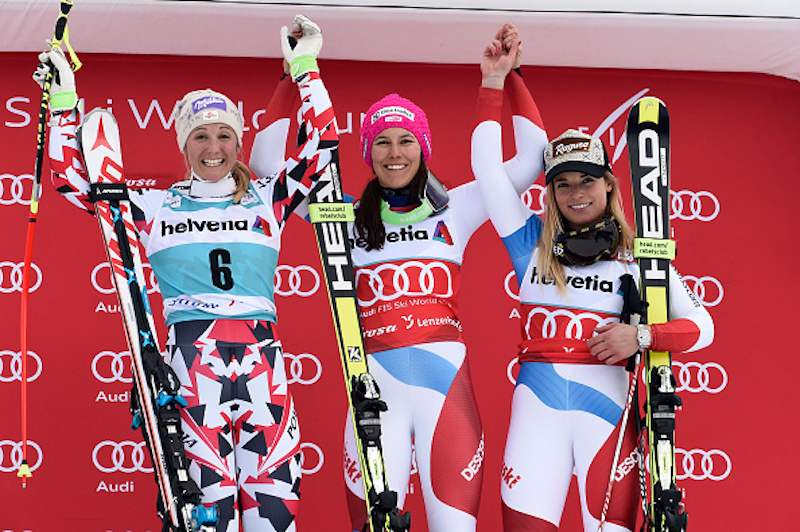 Confermate le gare femminil di Coppa del Mondo di Lenzerheide