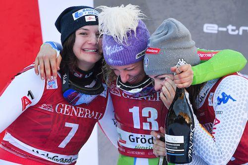 Seconda discesa femminile di Cortina d'Ampezzo LIVE! Lista di partenza e azzurre in gara