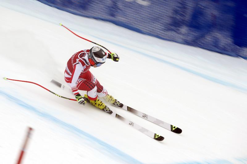 Nicole Schmidhofer la più veloce nell'ultima prova di Lake Louise