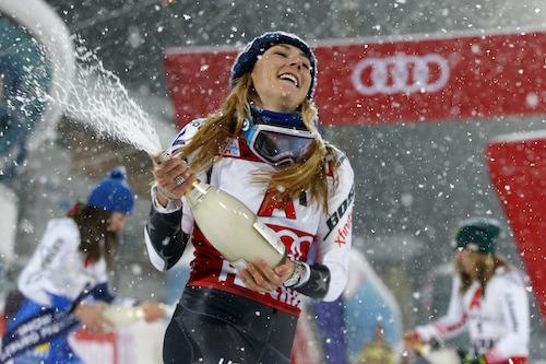 Niente discese di Cortina d'Ampezzo per Mikaela Shiffrin
