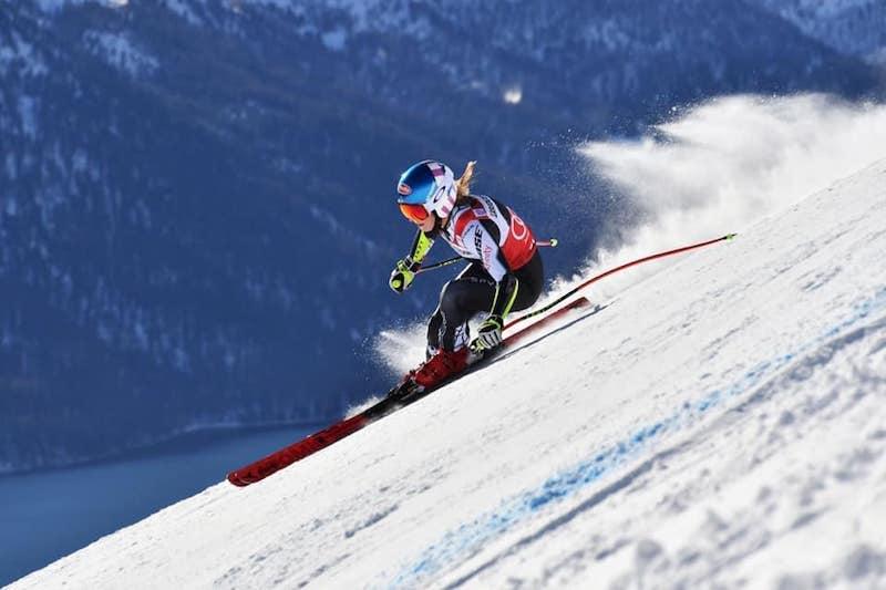 Niente gare in Val Gardena per Mikaela Shiffrin