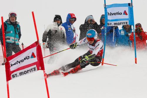 Mikaela Shiffrin trionfa anche nel parallelo di St. Moritz