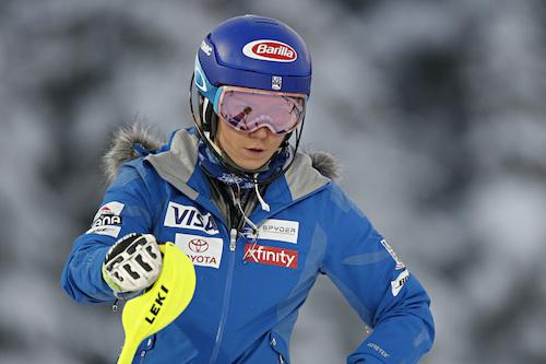 Slalom femminile di Flachau, seconda manche LIVE!