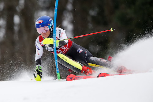 Mikaela Shiffrin domina lo slalom di Zagabria