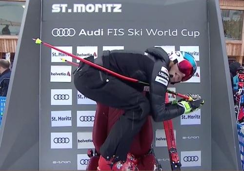 Solito dominio Shiffrin nella qualificazione del parallelo di St. Moritz