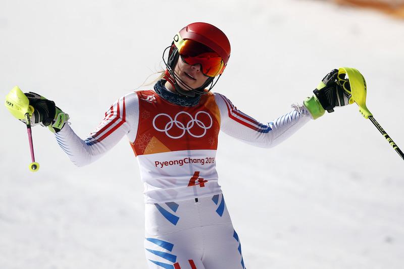 Niente discesa olimpica per Mikaela Shiffrin e Anna Veith