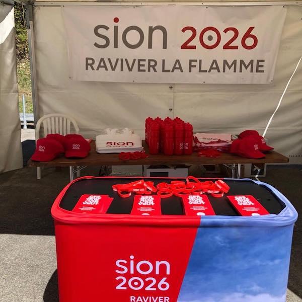 Il Canton Vallese dice no alla candidatura di Sion per i Giochi invernali del 2026