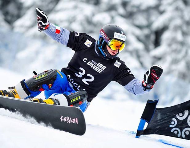 Daniele Bagozza primo e Roland Fischnaller terzo nello slalom parallelo di Coppa del Mondo di Secret Garden