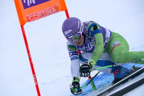 Prima discesa femminile di Cortina d'Ampezzo LIVE! Lista di partenza e azzurre in gara