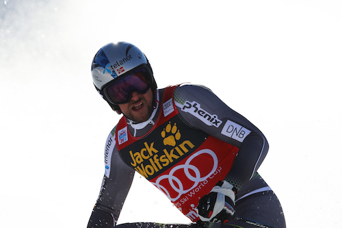 Aksel Lund Svindal e Marit Bjoergen sportivi norvegesi del 2018