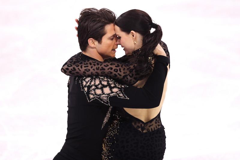 Record del mondo di Virtue-Moir e record italiano di Cappellini-Lanotte nel corto della danza olimpica
