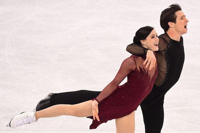 Secondo oro olimpico nella danza per Tessa Virtue e Scott Moir