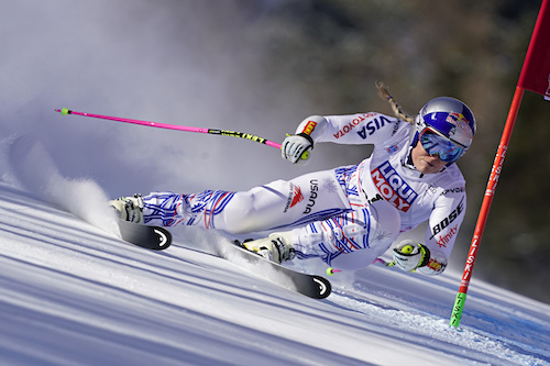 Lindsey Vonn: 'Forse la mia carriera finisce qui'