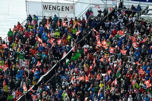 Confermate le gare di Coppa del Mondo di Wengen