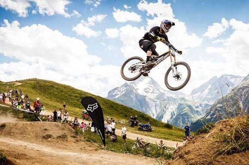 mountain Bike Les Deux Alpes