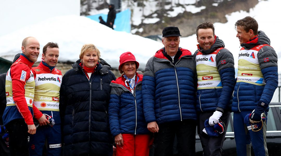 La Norvegia non parteciperà al Tour de Ski!