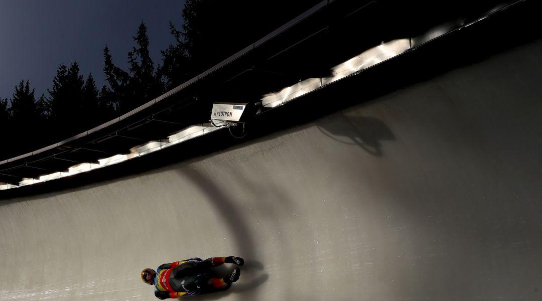 Felix Loch sempre più dominatore: ad Oberhof ottiene la quarta vittoria stagionale! Doppietta tedesca anche nelle donne