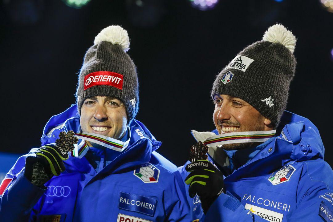 Il cielo è azzurro sopra Ulricehamn: l'Italia trionfa nella team sprint!