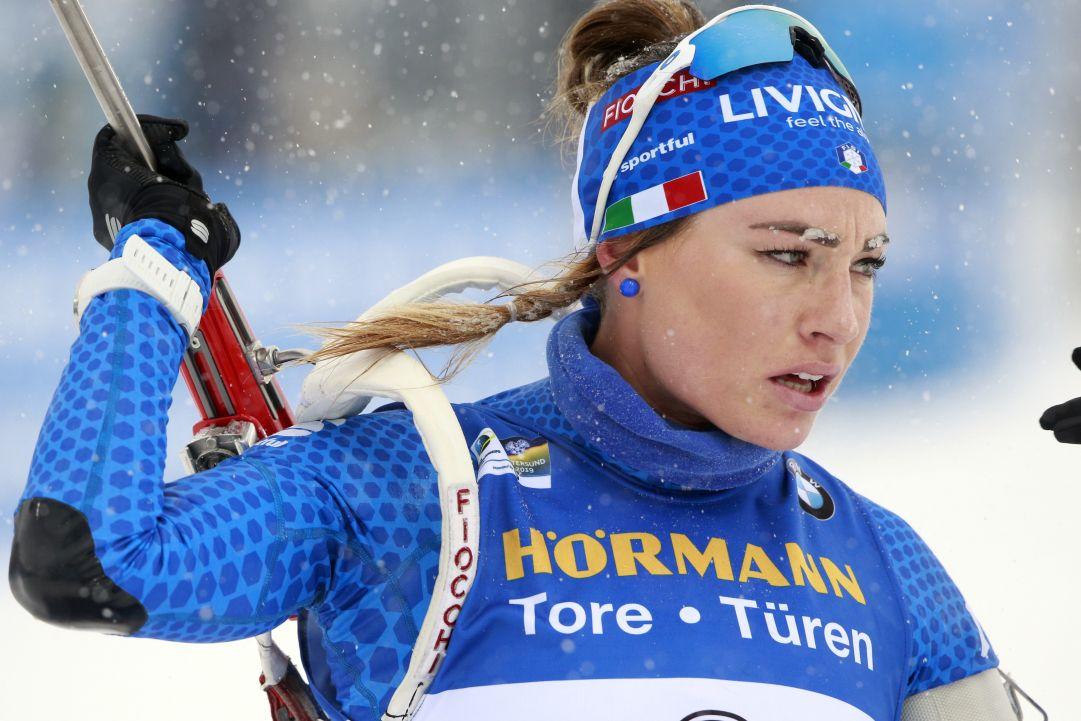 Biathlon: Hofer e Wierer guidano la pattuglia azzurra per la tappa finale di Oestersund