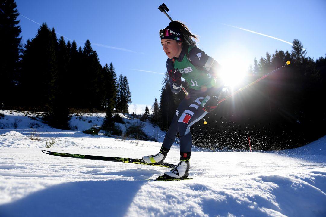 Biathlon: l'Italia si presenta con quindici atleti al Mondiale junior di Obertilliach
