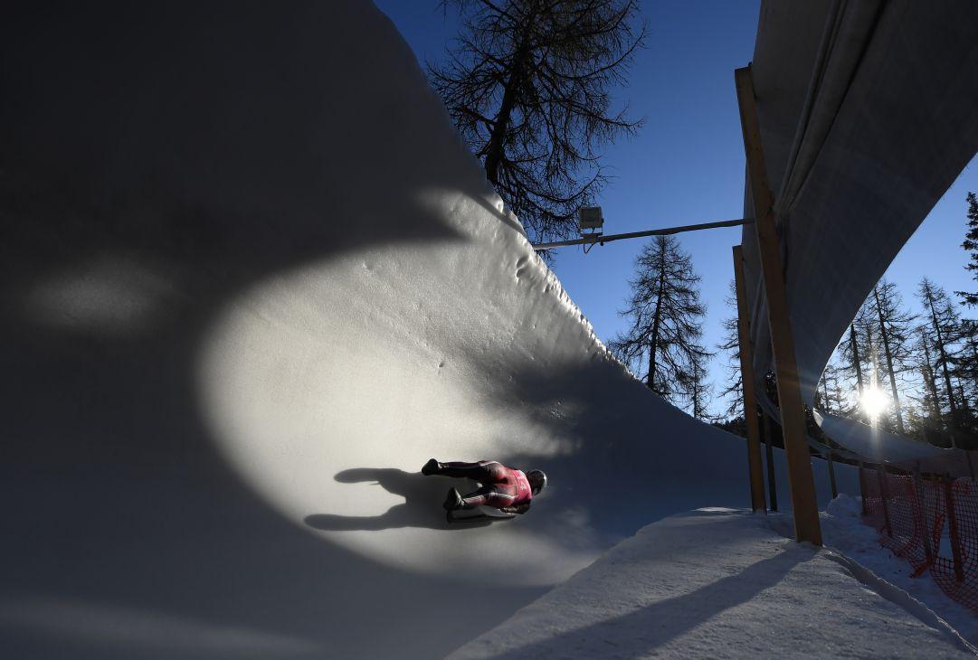 Slittino: le pre-olimpiche di Yanqing annullate saranno recuperate a St. Moritz