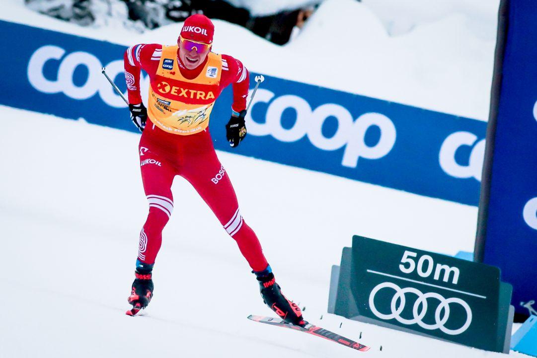 Denis Spitsov trionfa sull'Alpe del Cermis, Alexander Bolshunov (2° oggi) vince il suo secondo Tour de Ski!