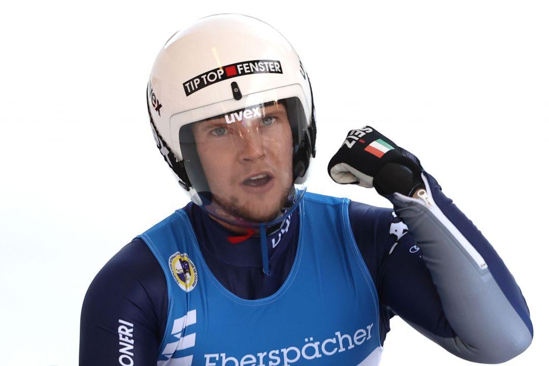 Si riscatta Kevin Fischnaller: 2° nella gara sprint di Winterberg, sul podio anche Dominik Fischanaller (3°)!