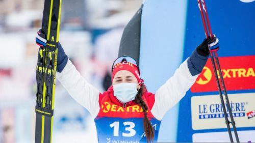 Yulia Stupak sorprende tutti al Tour de Ski trionfando nell'inseguimento di Dobbiaco!