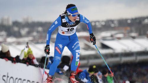 Sci di fondo: Ilaria Debertolis appende gli sci al chiodo