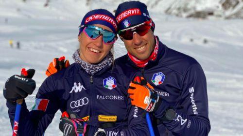 Matrimonio nello sci di fondo italiano: Federico Pellegrino e Greta Laurent si sono sposati!