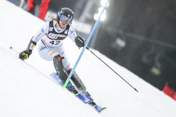 Lara Della Mea vince la coppetta di slalom!