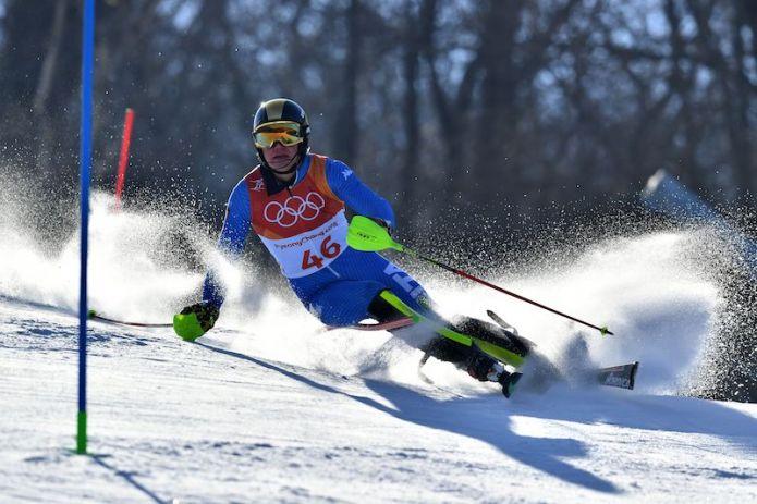 Alex Vinatzer è oro nello slalom mondiale in Val di Fassa!