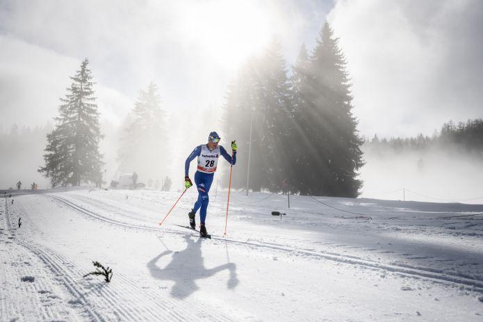 Sci di fondo: A Cogne i campioni italiani delle distance sono Caterina Ganz e Francesco De Fabiani
