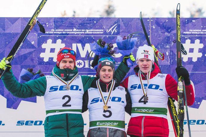 Combinata Nordica di Lahti: Lamparter è campione del mondo, quarto Kostner