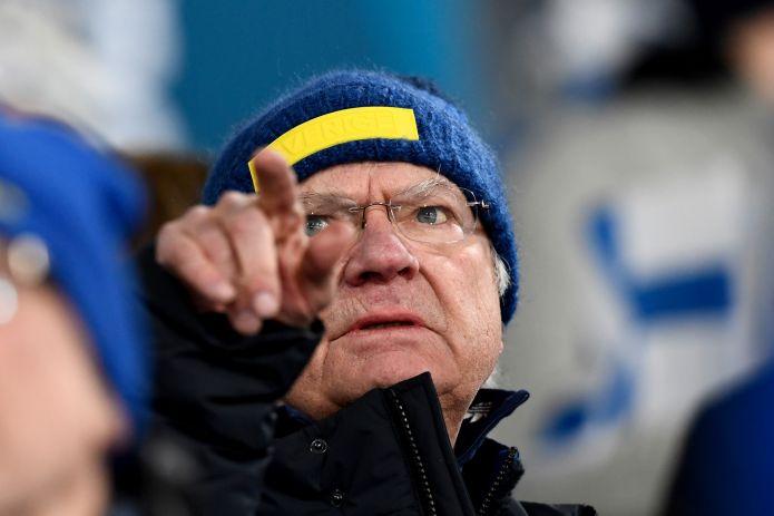 """Il Re di Svezia sulla Vasaloppet  """"è noiosa"""""""