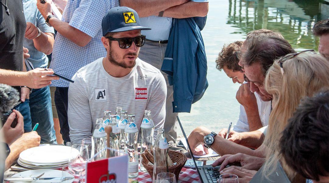 Marcel Hirscher svelerà il proprio futuro il 6 agosto nel corso della consueta conferenza stampa estiva