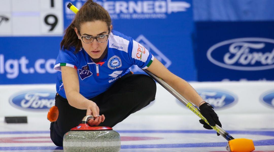 Le azzurre del curling non sbagliano: vittoria e promozione, sabato la finale del gruppo B con la Turchia