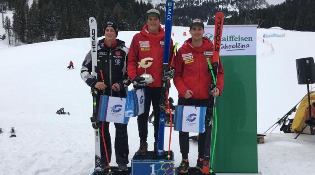 Jocher detta legge in Val Gardena, tra Elena Dolmen e l'austriaca Stecher grande sfida nella challenge