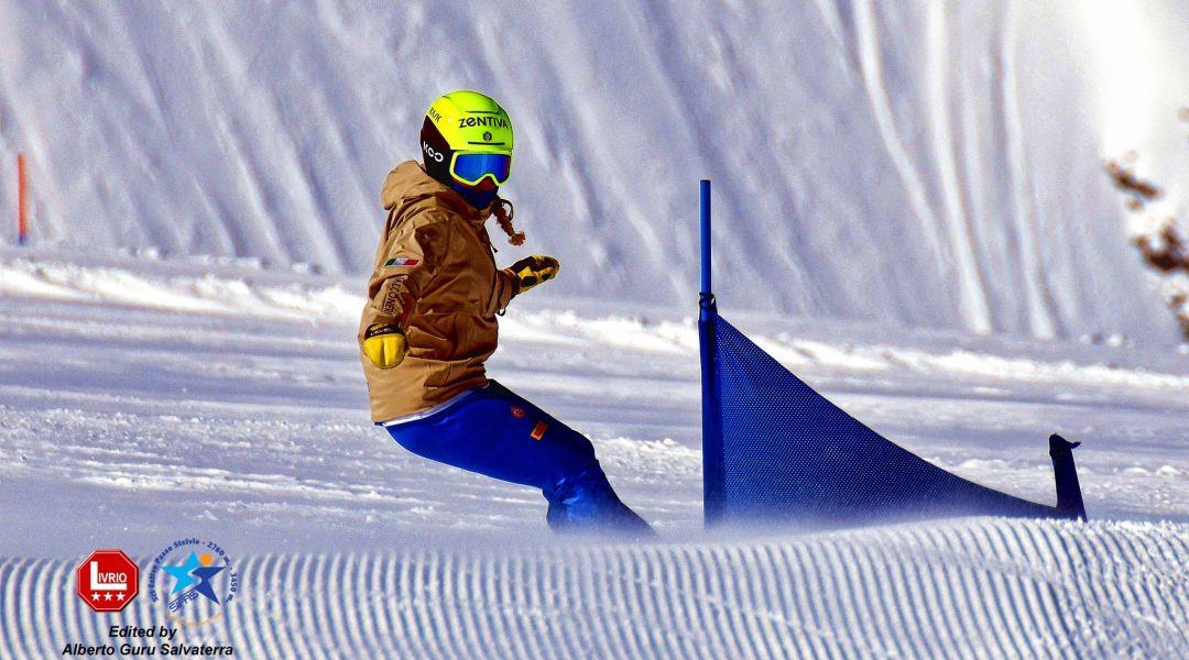 Snowboard azzurro, tutti in pista allo Stelvio: riprende il lavoro sulla neve di Moioli e Fischnaller